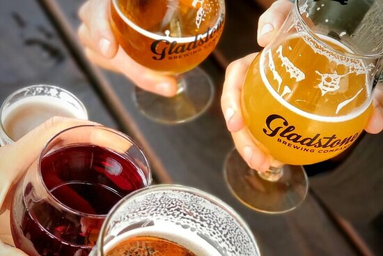 Private Half-Day Tour of Courtenay Breweries