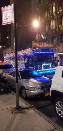 La Chiva nyc party bus