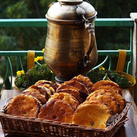 Authentic Kashmiri Cuisine now available in Doha, Qatar! Visit us now at Crowne Plaza, Doha West Bay, Qatar.  Visit our website www.matamaalqatar.com or call on 66227171 for reservations! 🍁  #matamaalqatar #matamaal #kashmir #kashmiricuisine #culture