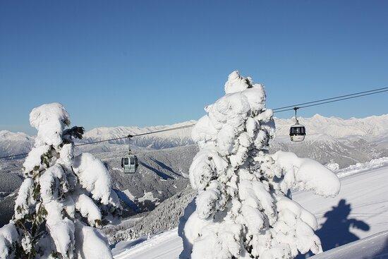 Bergbahn Rittner Horn - Cabinovia del Corno del Renon