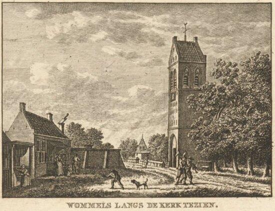 Oorspronkelijke toren