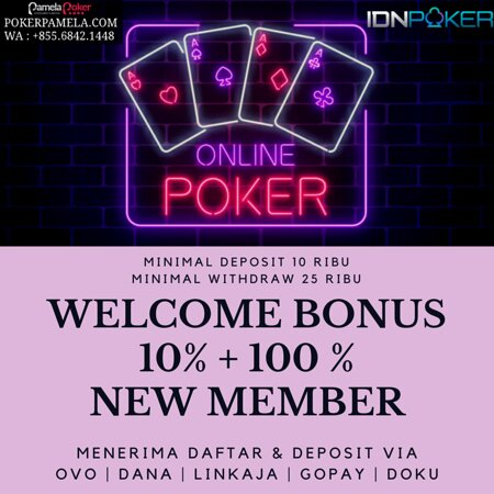 Pokerpamela Daftar Situs Judi Poker Via Pulsa Poker Deposit Pulsa Termurah Daftar Poker Deposit Pulsa Poker Indonesia Via Pulsa Situs Poker Deposit Pulsa Agen Poker Indonesia Situs Poker Online Situs Poker