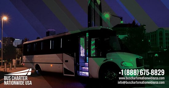 Suitland, MD: Book Party Bus from Bus Charter Nationwide USA! It's time to fun and spend some quality time with your loved ones.   Contact us: +1(888) 675-8829 Email us: info@buscharternationwideusa.com