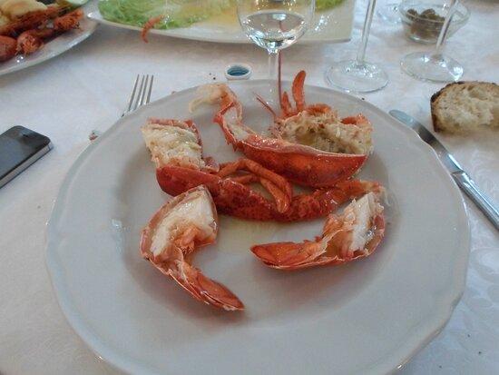 Serramanna, Italia: astice