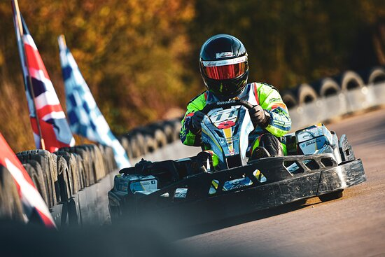 Leamington Spa, UK: Mr Karting