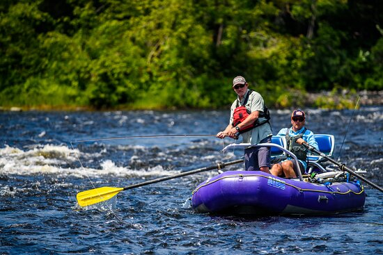 Algonquin Fly Fishing Premium Guide Service