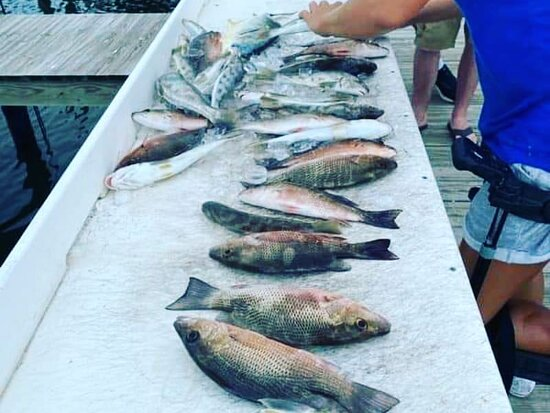 Luck o' The Irish Fishing Charters