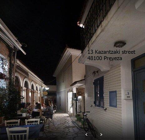 Οδός Δαρδανελίων το πιο γραφικό στενό στο ιστορικό κέντρο της πόλης