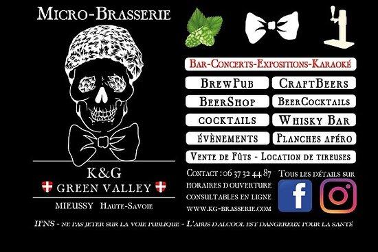 Micro Brasserie K&G Green Valley