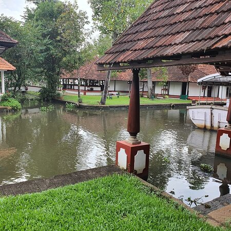 At coconut lagoon