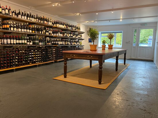 Independent Wine Merchant in Bruton, Somerset