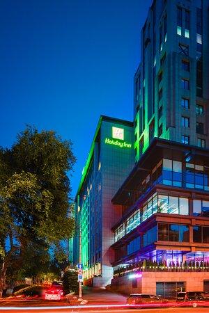 Night at Holiday Inn Kiev - Foto van Holiday Inn Kyiv, Kiev - Tripadvisor