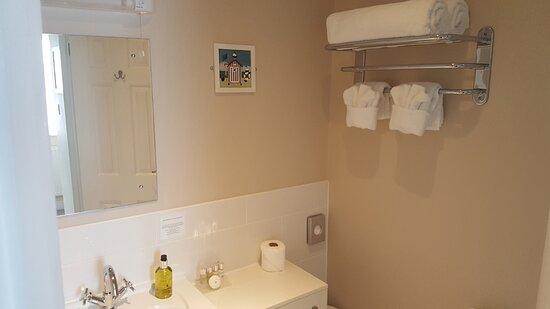 Basic Double room shower room