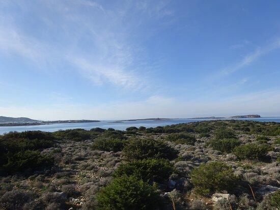 Πάρος, Ελλάδα: Lockdown is a walking season - Paros, Greece