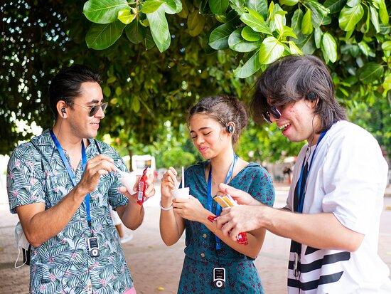 קרטחנה, קולומביה: Shrimp cocktails 