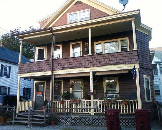Jack Kerouac Birthplace