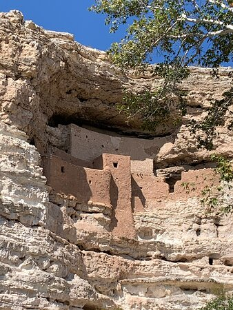 Montezuma never slept here