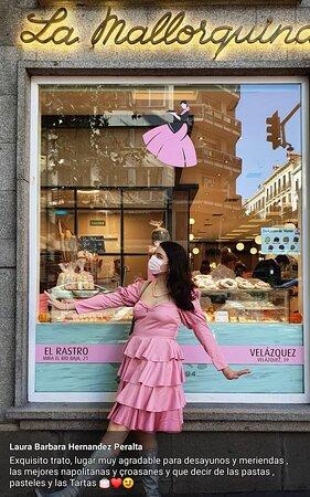 Me encanta La Mallorquina!!