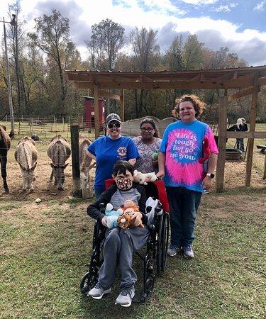 Family fun at the farm!