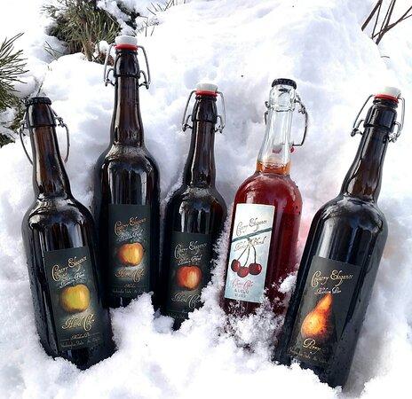 Barns Etc Hard Cider Shed