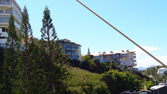 Noumea, New Caledonia: Anse Vata Suburb - Quartier Chic - Nouméa City.