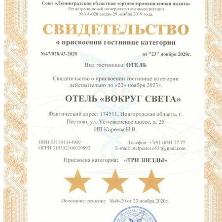 Pestovo, Oroszország: Получили ⭐⭐⭐