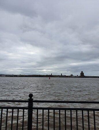 River Mersey views.