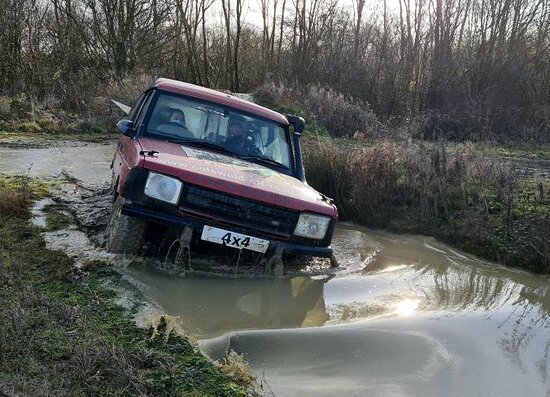 Cotswold Driving Experiences - 4x4 Off Road