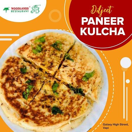 this is the new best dish named paneer kulcha,