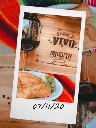 Voglia di empanadas ? Noi del Chacarero abbiamo le empanadas argentinas al formaggio, alla carne Angus e al pescado 😋 Abbina un ottimo vino Malbec! 🍷