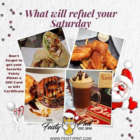 #yum #yummyfood https://www.toasttab.com/feisty-pint #happyhour #food #craftbeer #hardciders #wine #whiskey