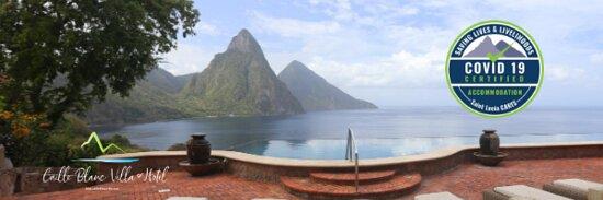 Snorkel Cove - Ảnh của Caille Blanc Villa & Hotel, St. Lucia - Tripadvisor