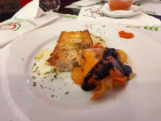 Feine Trüffel Pasta, liebenswerter Service
