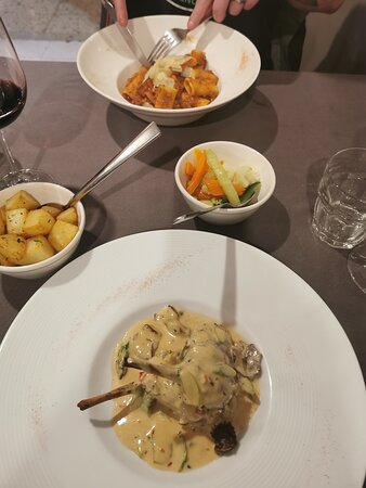 Lovely meal!