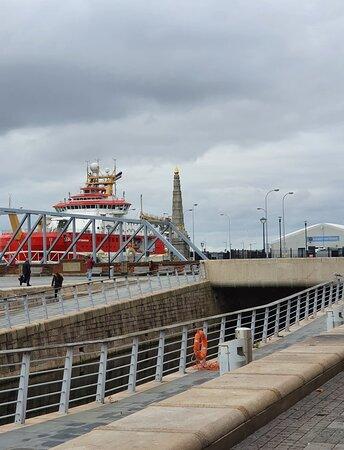 Great riverfront sites.