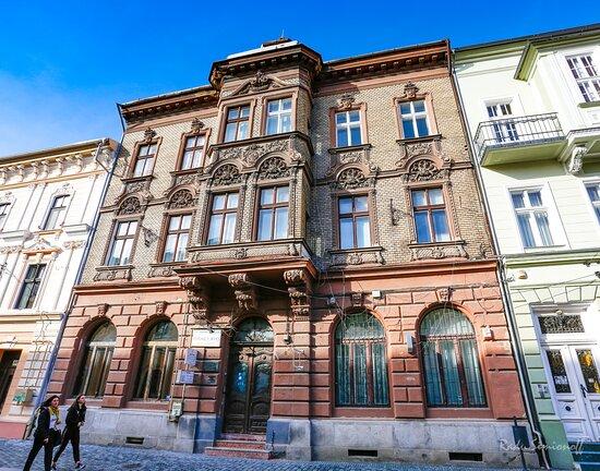 Joseph Schweinitzer Palace