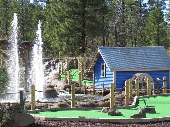 White Mountain Family Fun Park