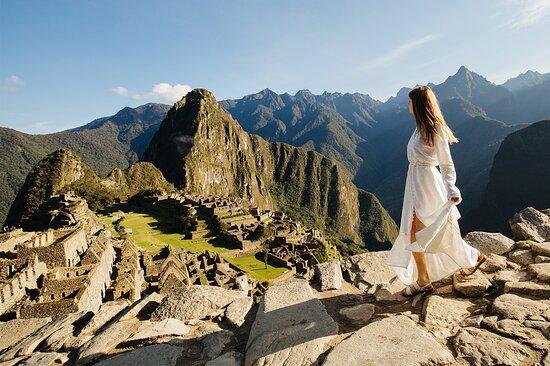 Machu Picchu Andean Land