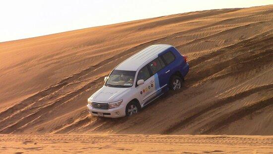 Desert Safari Experience From Sharjah: Esperienza da ripetere al più presto