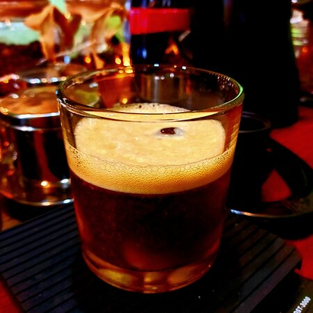 Japanese Ice Coffee