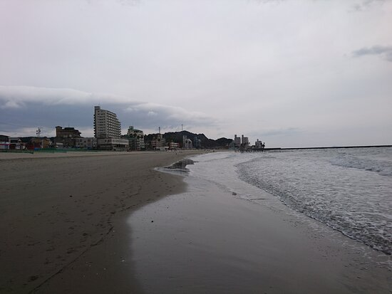 Chidorigahama Beach