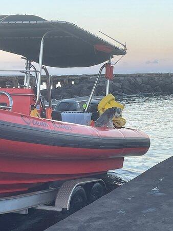 First mate, Bogey, supervising