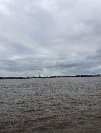 River Mersey views