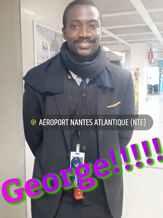 Nantes, France: Can't thank enough the staff at the airport when I was in trying to get home to Casablanca all the support and kindness thank you so much