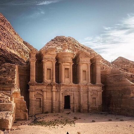 Πέτρα / Γουάντι Μούσα, Ιορδανία: Ancient civilization 3000 years old