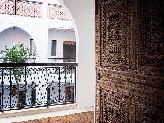 #riadblisshotelmarrakech Doors