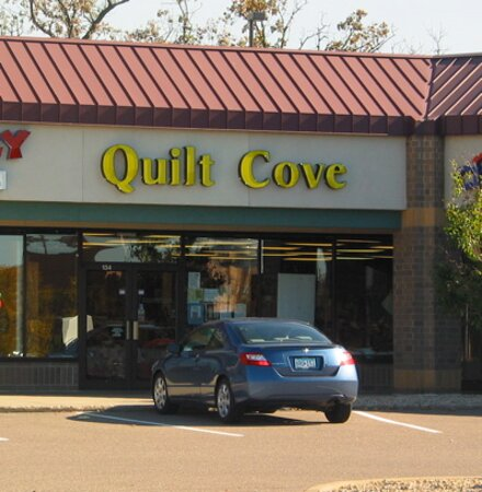 Eagan, MN: A photo of the outside of our store!