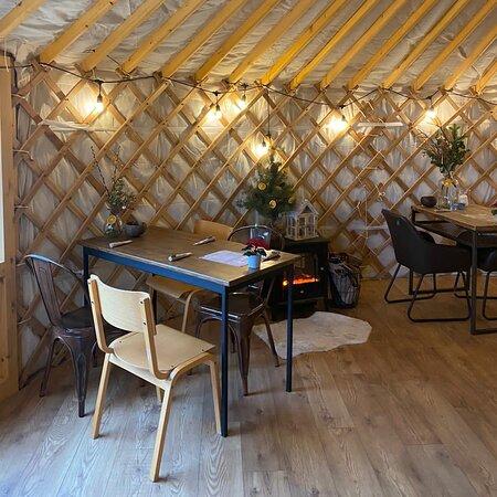 Gullivers Yurt ❤️