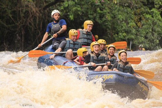 Rafting with exclusive zip lines Photo