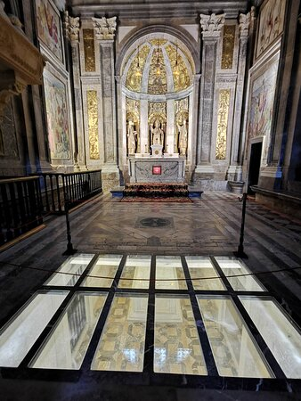 Renaissance style Chapel of St. Fructuosus.